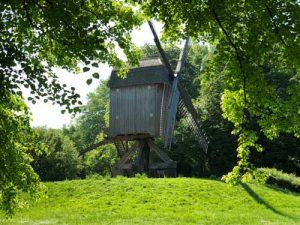 Bockwindmühle im Hermann-Löns-Park